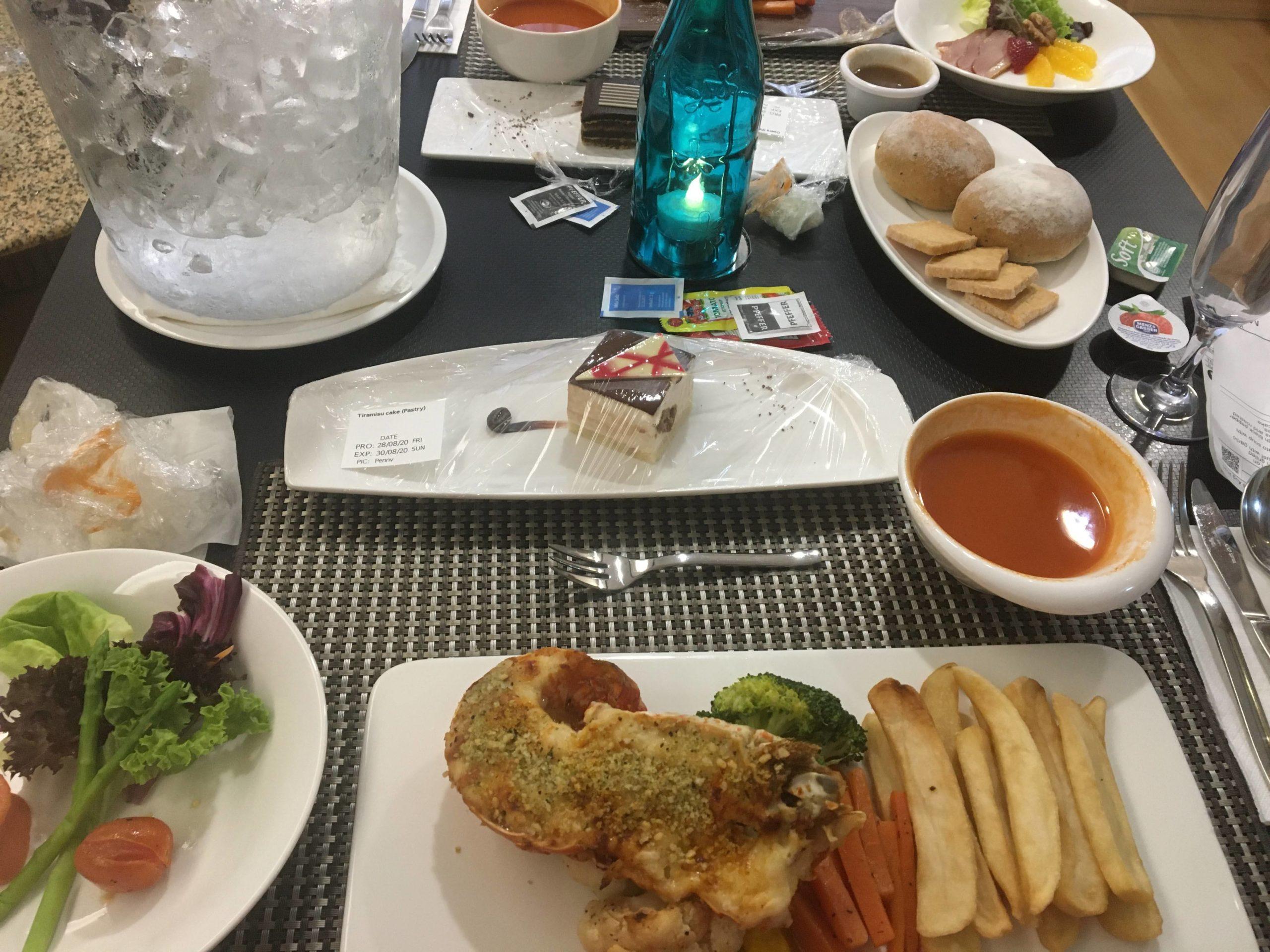 celebration dinner