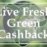 【DBS Live Fresh Card】お得なGreen Cashbackについて【10%キャッシュバック!】